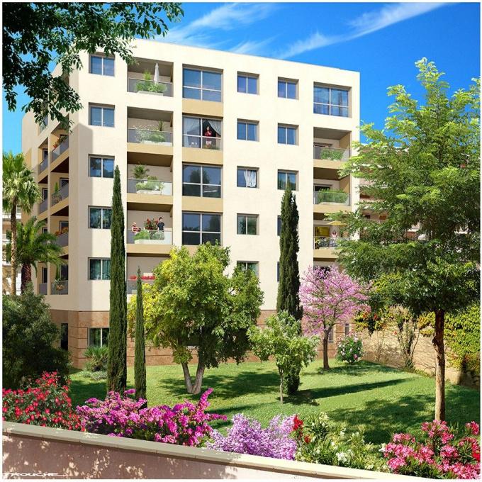 Programme neuf Appartement Juan les Pins (06160)
