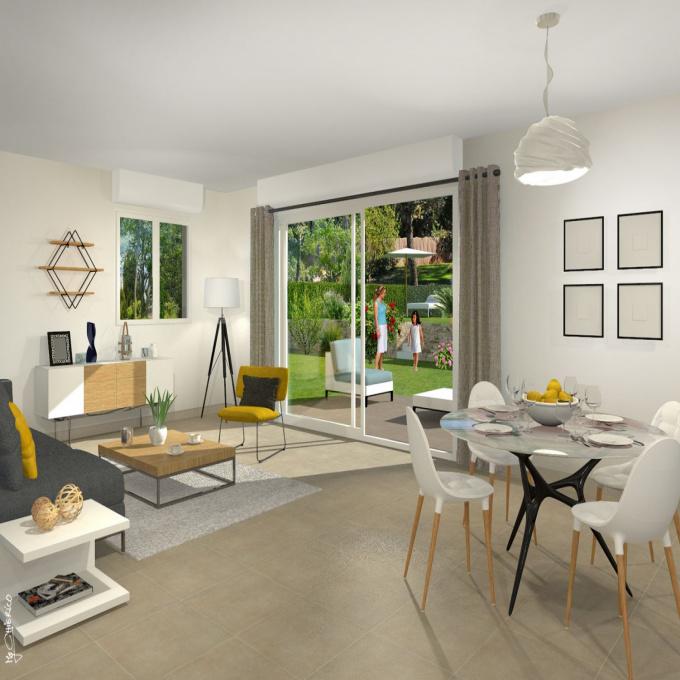 Programme neuf Appartement Valbonne (06560)